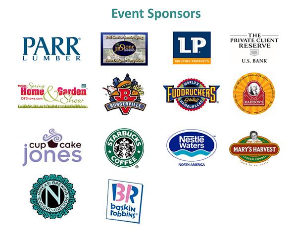 Event Sponsors MFFL