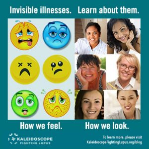 Invisible Illness: But You Look So Good - Molly's Fund